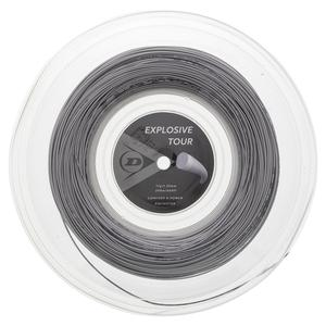 Explosive Tour Silver 16G Tennis String Reel