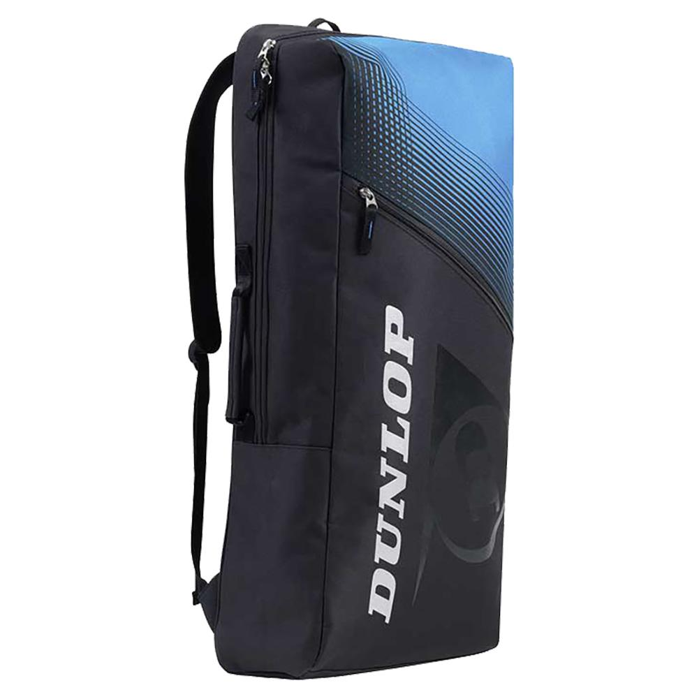 Fx Club 2 Pack Long Tennis Backpack Black And Blue
