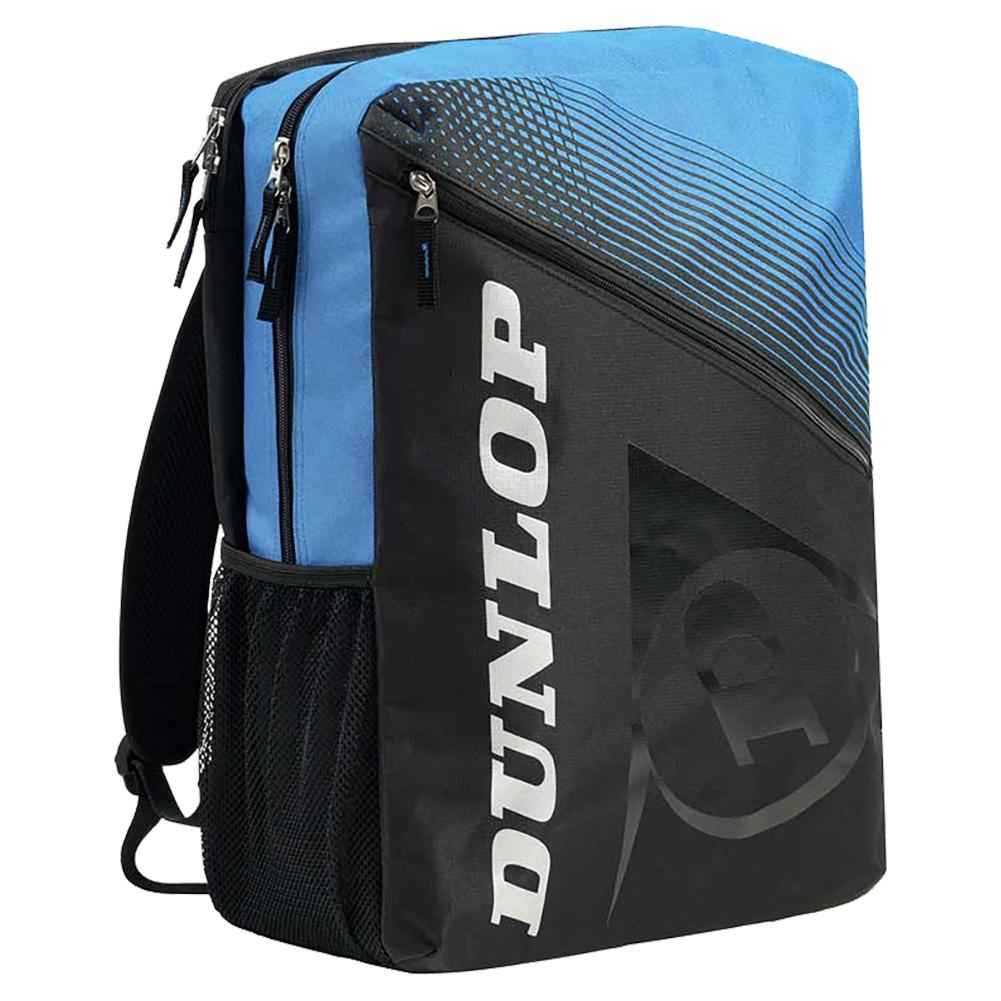 Fx Club 1 Pack Tennis Backpack Black And Blue