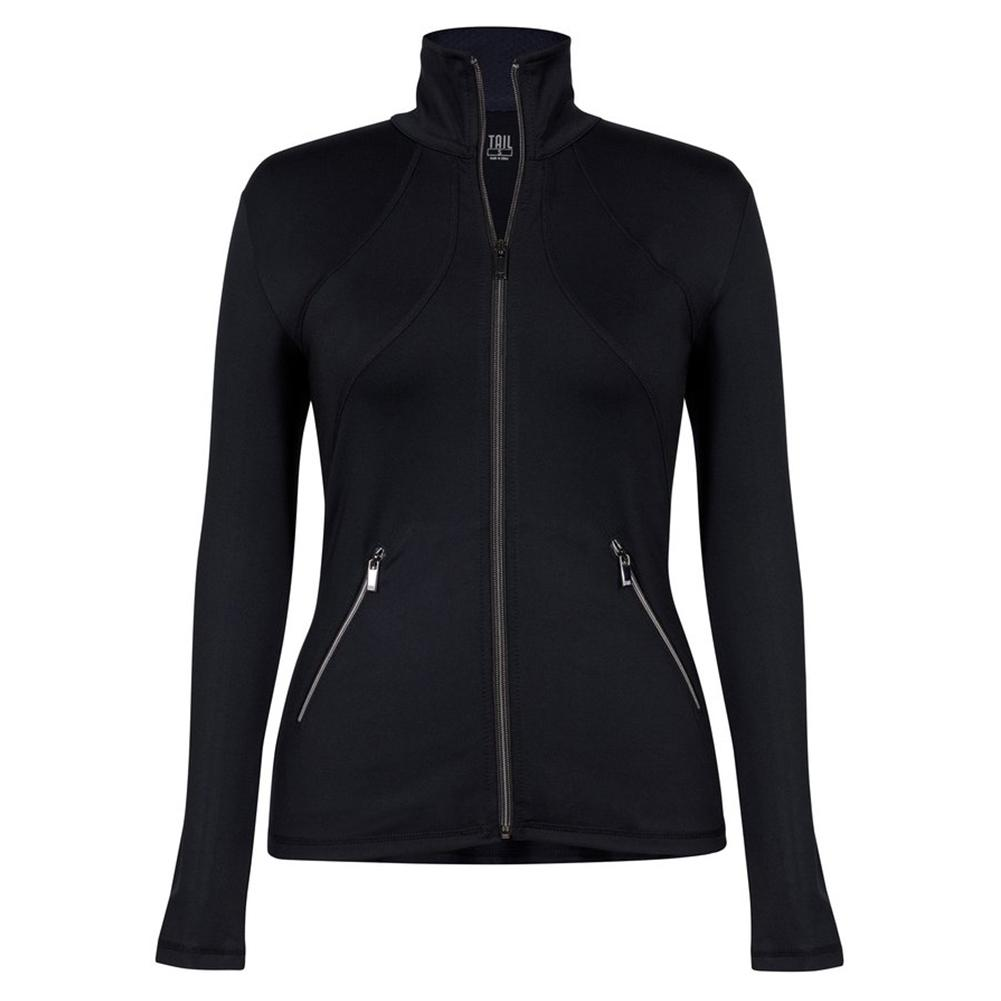 Women's Rachel Tennis Jacket Onyx