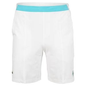 Men`s Roland-Garros Semi Fancy Tennis Shorts