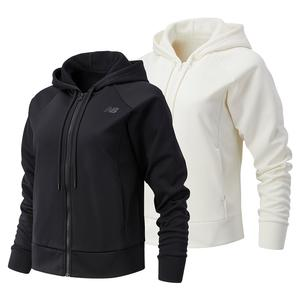 Women`s Relentless Tech Fleece Full Zip Performance Top