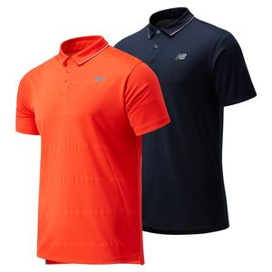 Men`s Rally Performance Tennis Polo