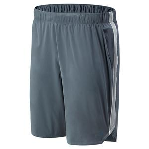 Men`s Rally 9 Inch Tennis Short Lead