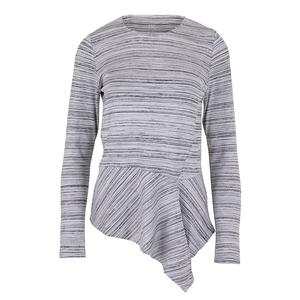 Women`s Robin Long Sleeve Tennis Top Cloud