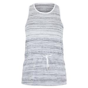 Women`s Ryann Sleeveless Tennis Top Cloud
