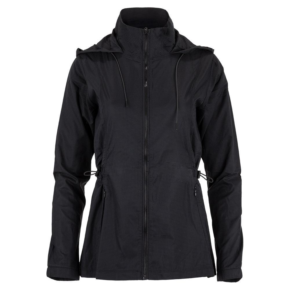 Women's Nola Tennis Jacket Onyx