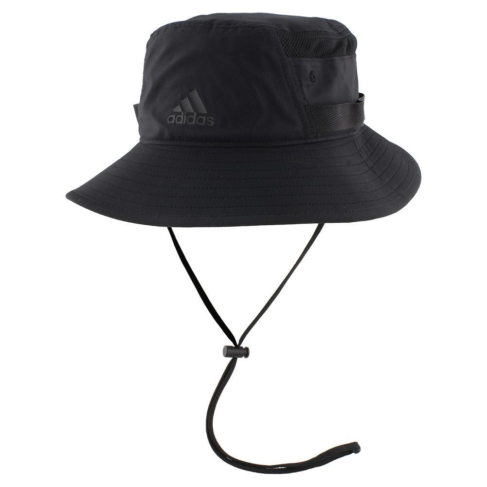Men's Victory 3 Bucket Hat Black