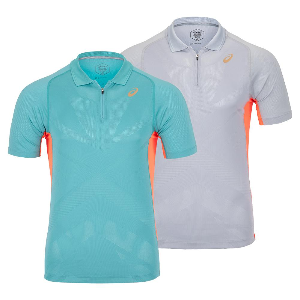 Men's Tennis Polo Shirt