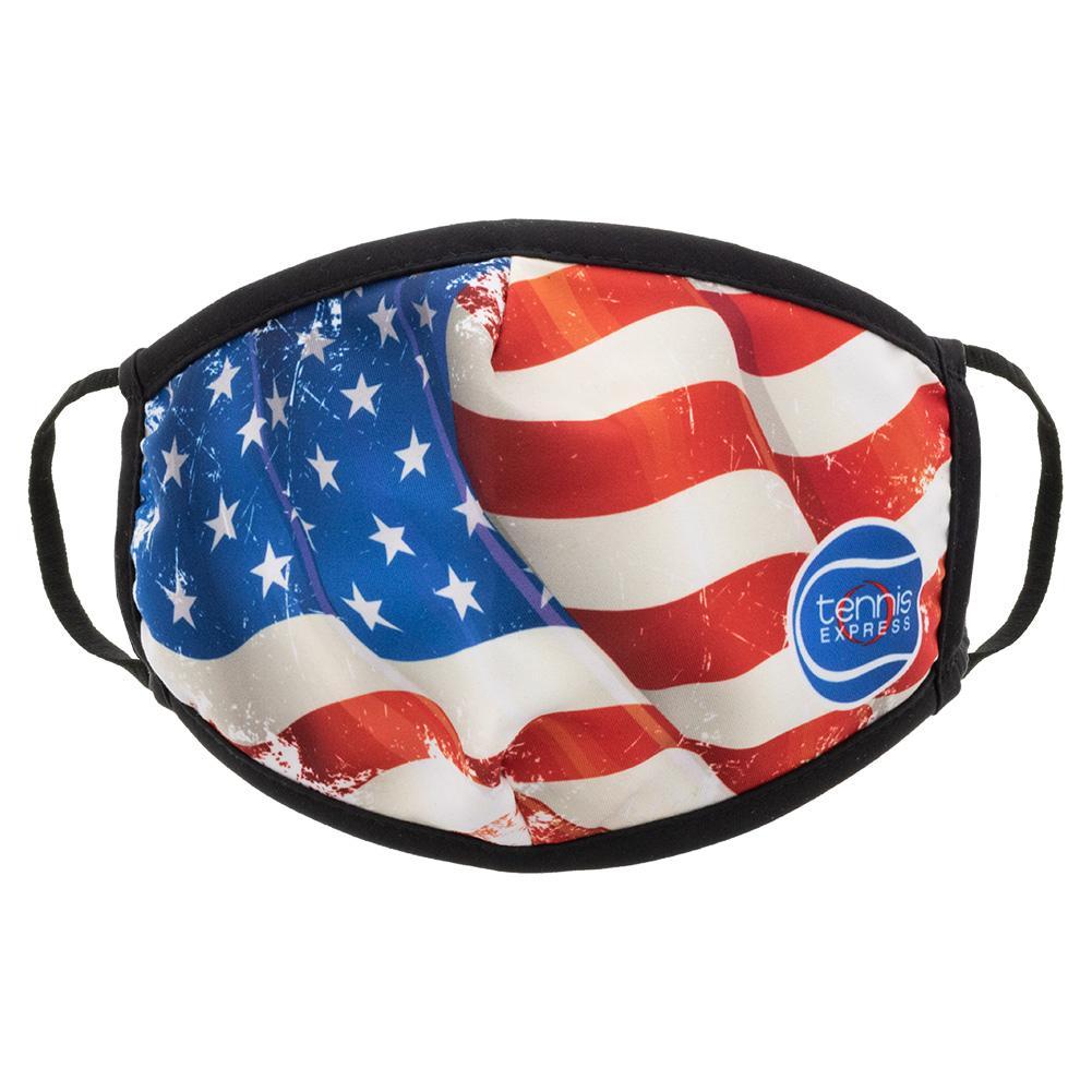 Unisex Usa Face Mask