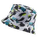 Challenge Reversible Tennis Bucket Hat Black