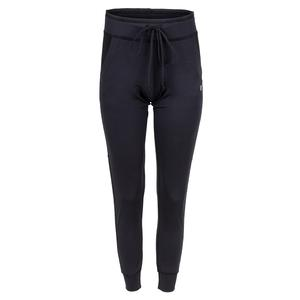 Women`s Stride 28 Inch Tennis Pant Black