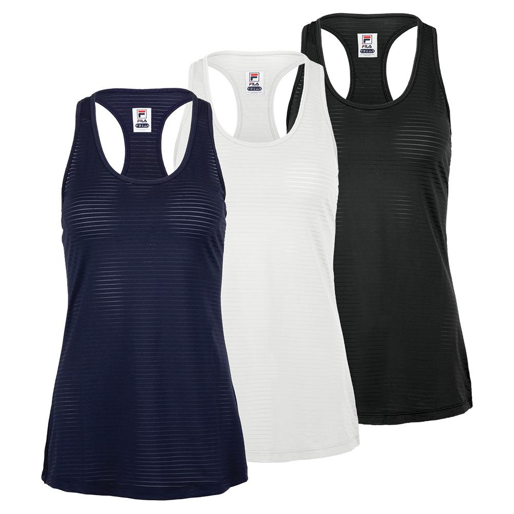 Women's Essentials Racerback Tennis Tank