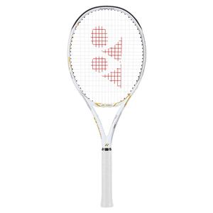 Limited Edition EZONE 98 White and Gold Tennis Racquet