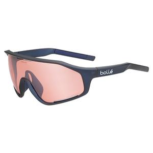 Shifter Performance Sunglasses Matte Crystal Navy and Phantom Vermillon Gun