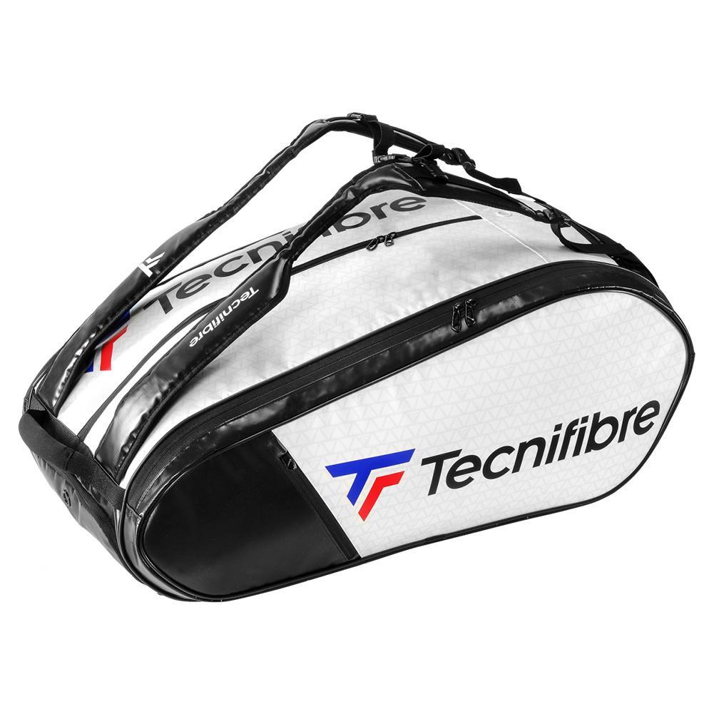 Tour Endurance Rs 15r Tennis Bag White And Black