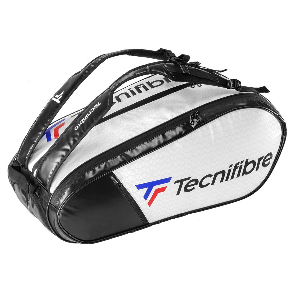 Tour Endurance Rs 12r Tennis Bag White And Black