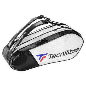 Tour Endurance RS 6R Tennis Bag White and Black