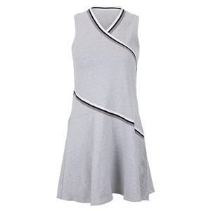 Women`s Ellie Tennis Dress Snow Heather