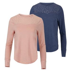 Women`s Gravity Long Sleeve Tennis Sunshirt