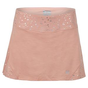 Women`s Luminosity 13 Inch Tennis Skort Blush