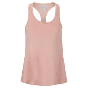 Women`s Race Day Tennis Tank Top Blush