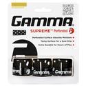 Supreme Perforated Overgrip 3 Pack BLACK