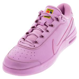 Men`s Court Air Max Vapor Wing Premium Tennis Shoes Beyond Pink and Binary Blue