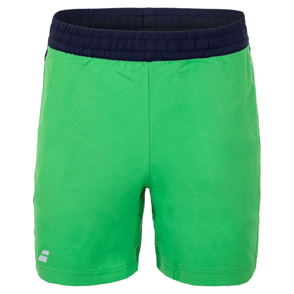Boys ` Play Tennis Short Poison Green