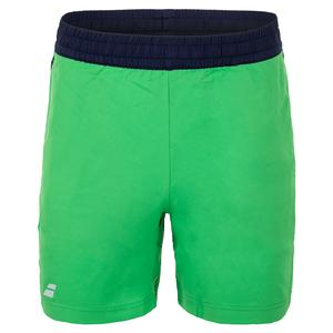 Boys` Play Tennis Short Poison Green