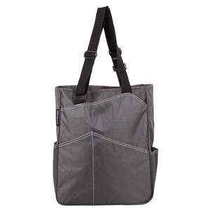 Women`s Tennis Tote Pewter
