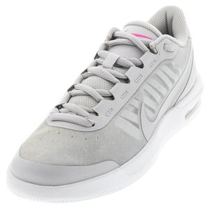 Women`s Court Air Max Vapor Wing MS Tennis Shoes Grey Fog
