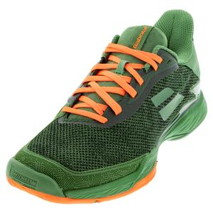 Men`s Jet Tere All Court Tennis Shoes Foliage Green