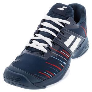 Men`s Propulse Fury All Court Tennis Shoes Estate Blue