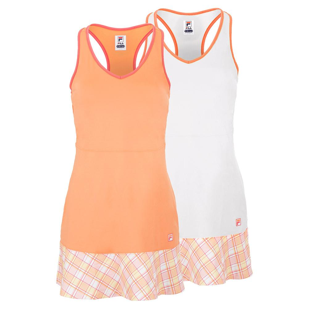 Women's Mad For Plaid Tennis Dress