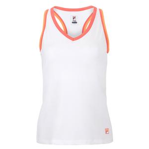 Women`s Mad for Plaid Racerback Tennis Tank