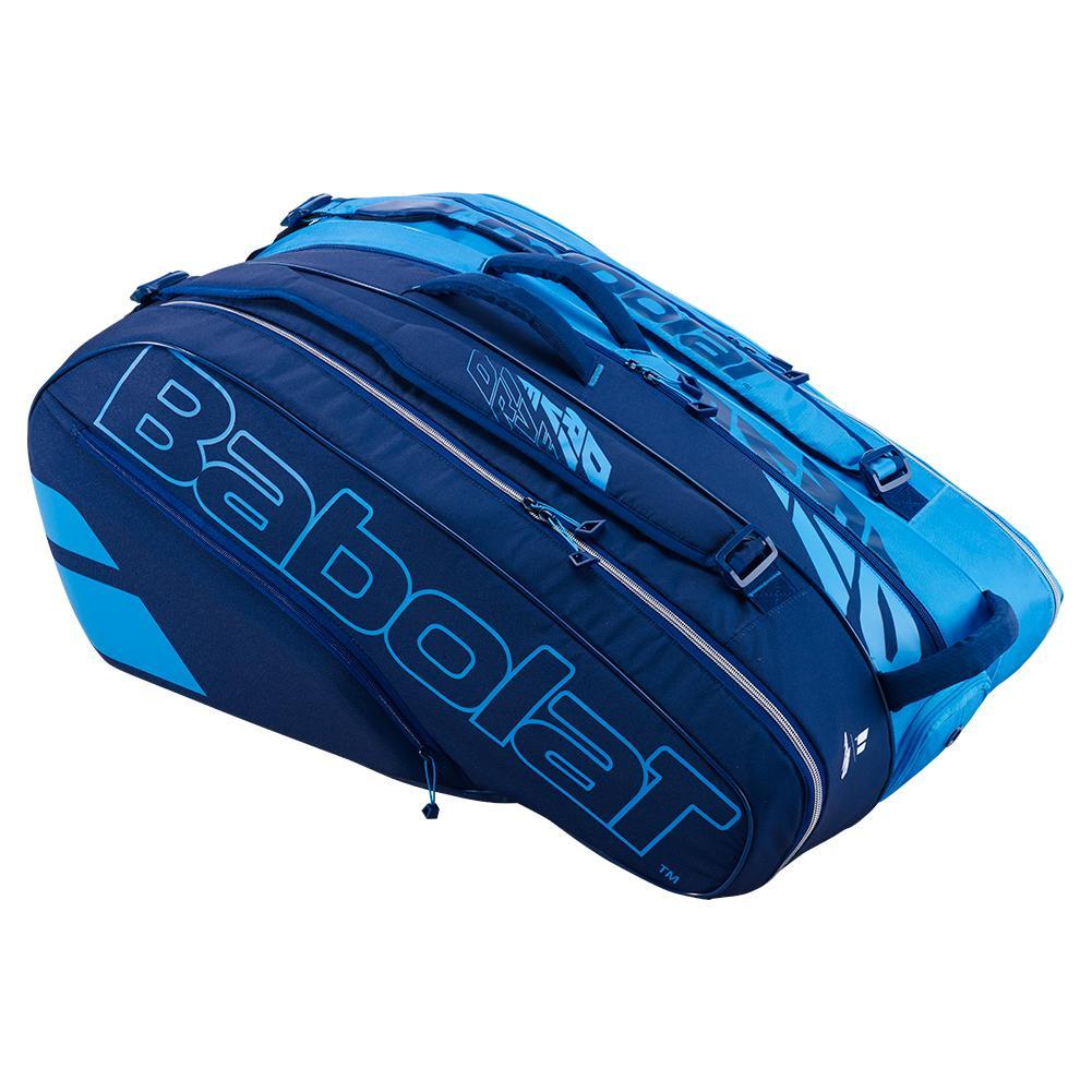 Pure Drive Rhx12 Tennis Bag Blue