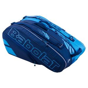 Pure Drive RHx12 Tennis Bag Blue