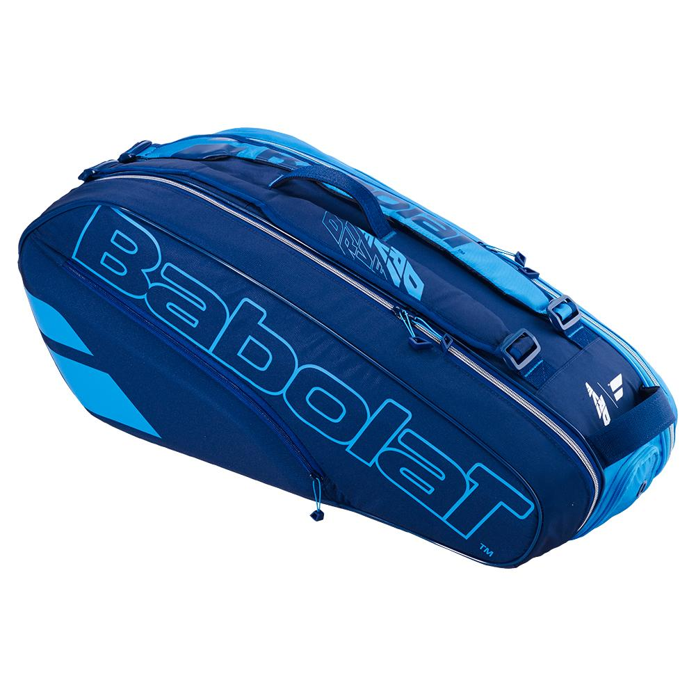 Pure Drive Rhx6 Tennis Bag Blue
