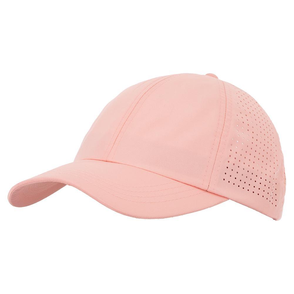 X- Boyfriend Sports Cap Coral Pink
