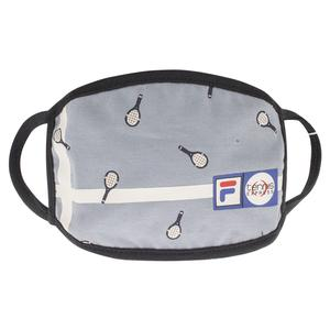 Juniors` Face Mask Grey