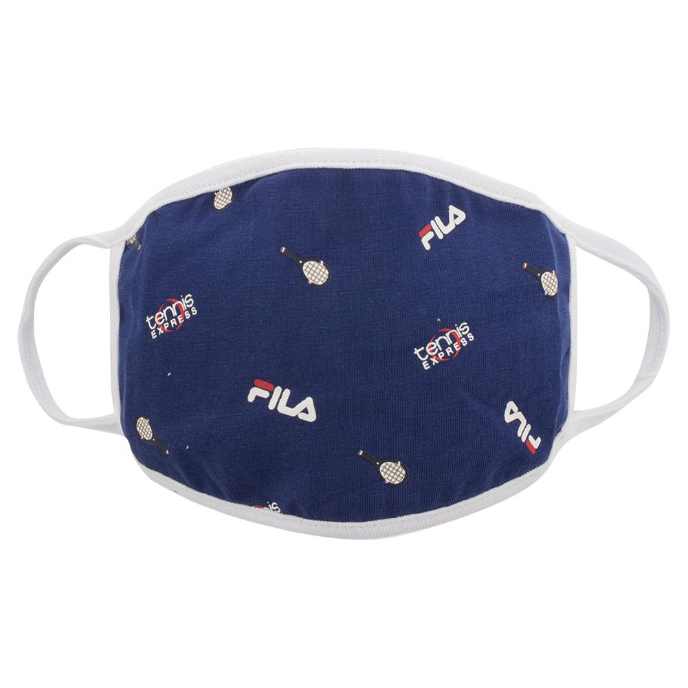 Juniors ` Face Mask Navy
