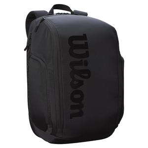 Super Tour Pro Staff Tennis Backpack Black