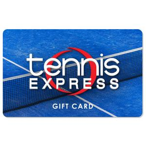 Blue Tennis Court Gift Cards