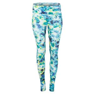 Women`s Hi-Peace Out Tennis Legging Opal