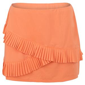 Women`s Kyla 13.5 Inch Tennis Skort Sundown