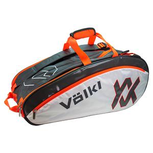 Tour Combi Tennis Bag Charcoal and Lava