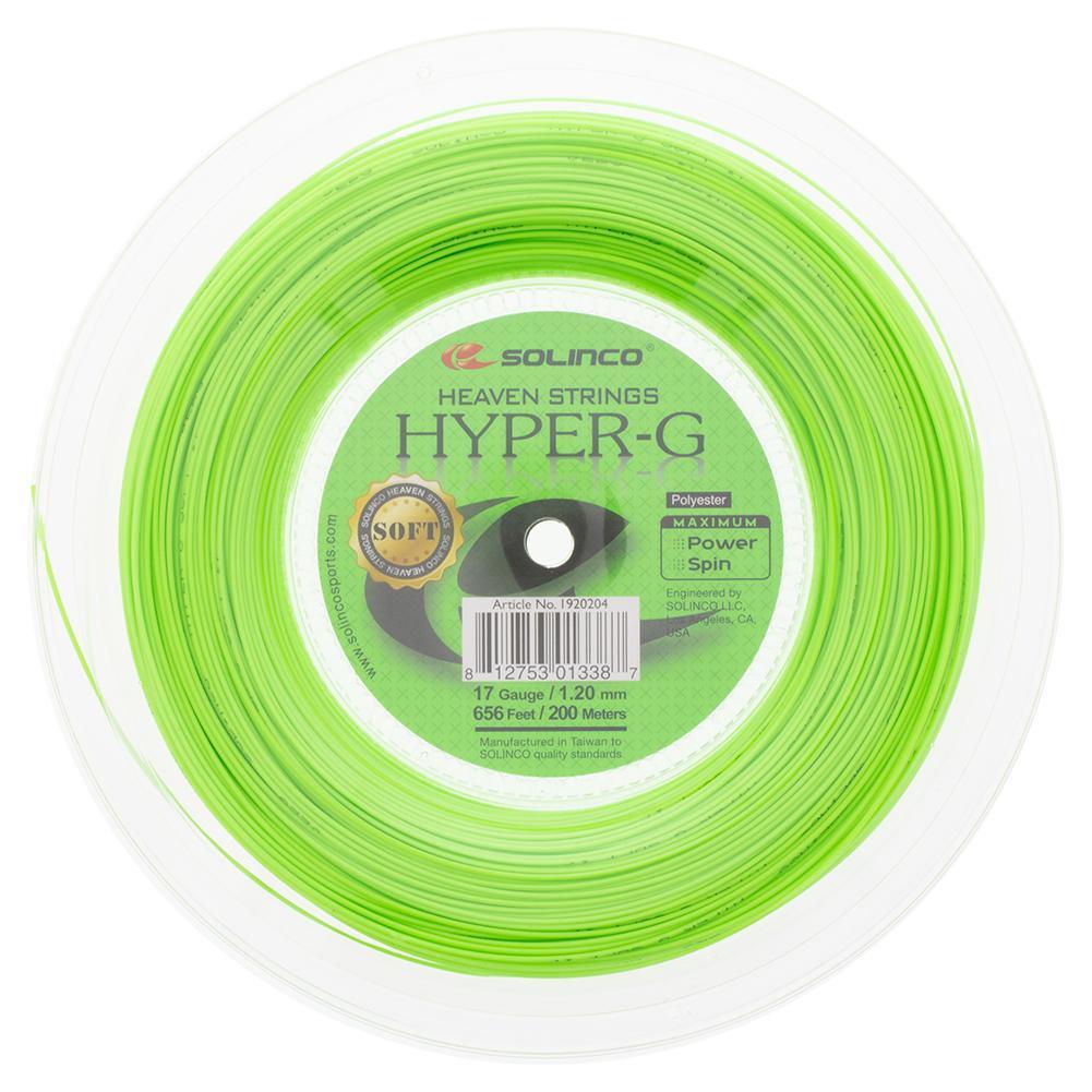 Hyper- G Soft Tennis String Reel