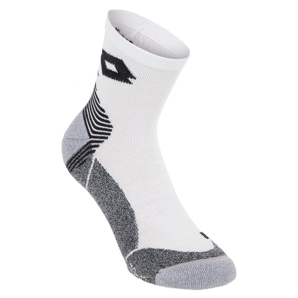 Ankle Tennis Socks Brilliant White