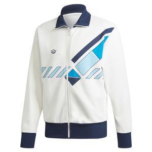 Men`s Original Archive Tennis Jacket White